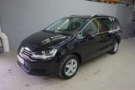 VW Sharan Comfortline BMT TDI 4MOTION