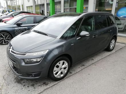 Citroën Grand C4 Picasso BlueHDi 150 6-Gang Exclusive