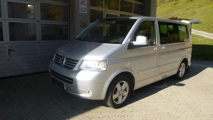 VW Multivan United TDI D-PF 4MOTION