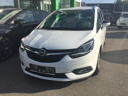 Opel Zafira 1,4 Turbo ECOTEC Österreich