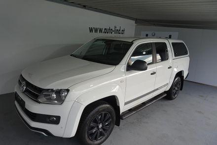 VW Amarok Dark Label BMT TDI 4x4 permanent