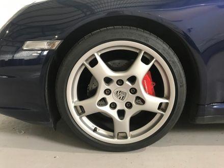 Porsche 911 Carrera 4 S Cabrio (997)