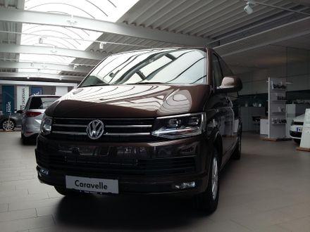 VW Caravelle Comfortline LR TDI