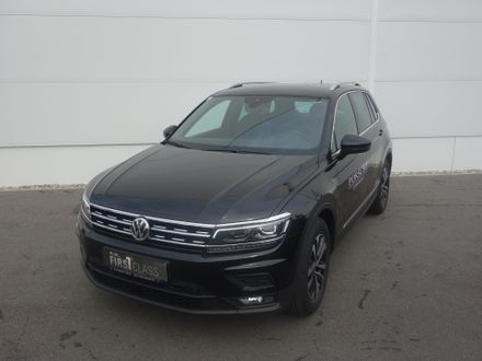 VW Tiguan United TSI ACT OPF DSG