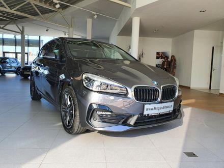 BMW 218d Active Tourer Sport Line Aut.