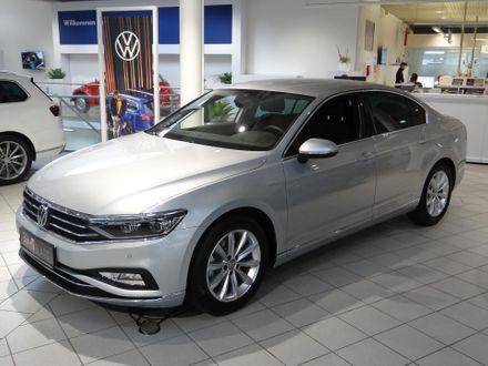 VW Passat Elegance TDI DSG
