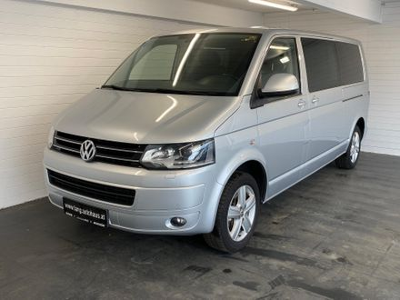 VW TransVan Comfortline LR BiTDI 4MOTION