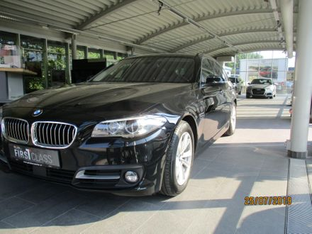 BMW 530d xDrive Österreich-Paket Touring Aut.
