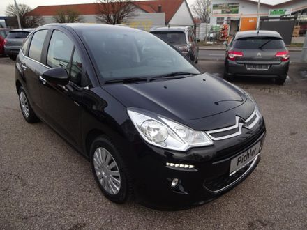 Citroën C3 BlueHDi 100 manuell Exclusive