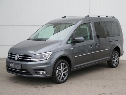 VW Caddy Maxi Highline TDI 4MOTION