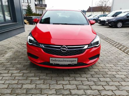Opel Astra 1,0 Turbo ecoflex Direct Injection Edition St./St.
