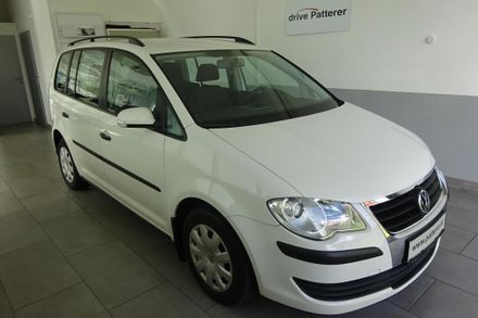VW Touran Conceptline TDI