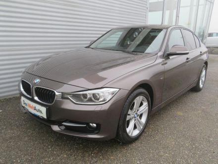 BMW 320d Österreich-Paket Aut.