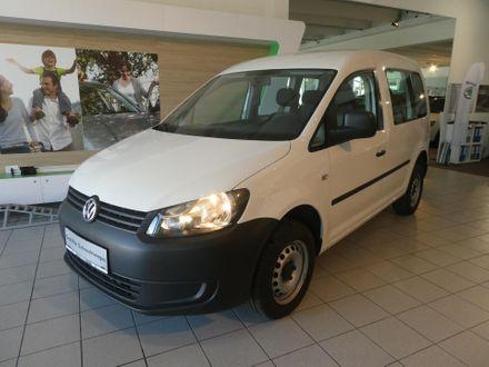 VW Caddy Kombi TDI 4MOTION