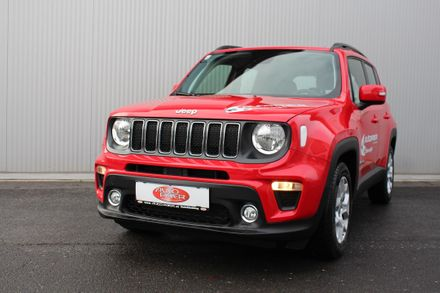 Jeep Renegade 1,3 MultiAir T4 FWD 6DDCT 150 Longitude