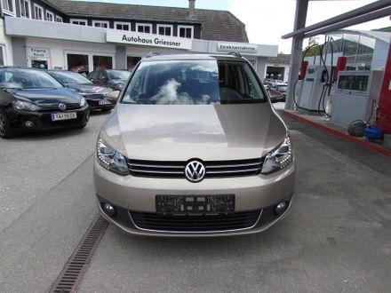 VW Touran Karat BMT TDI DSG