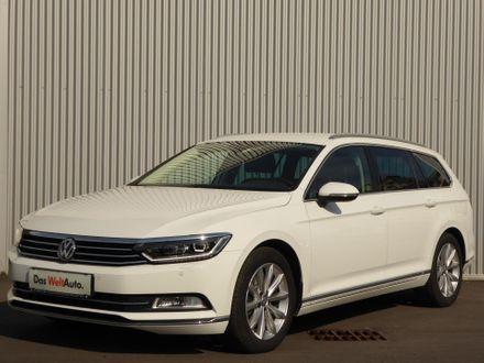 VW Passat Variant Highline TSI ACT DSG