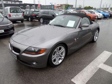 BMW Z4 2,5i Österreich-Paket
