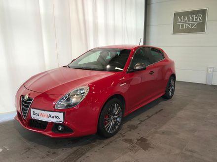 Alfa Romeo Giulietta Exclusive 1,4 TB MultiAir TCT