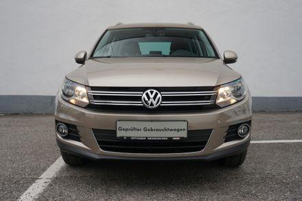 VW Tiguan Sport & Style TDI SCR 4MOTION