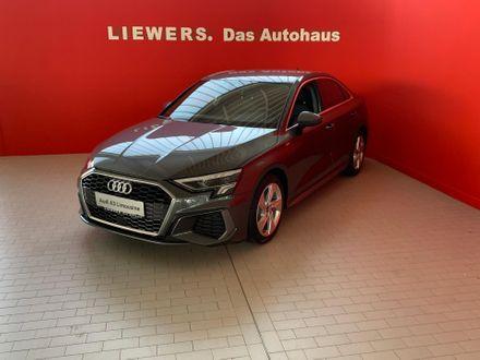 Audi A3 Limousine 35 TDI S line exterieur