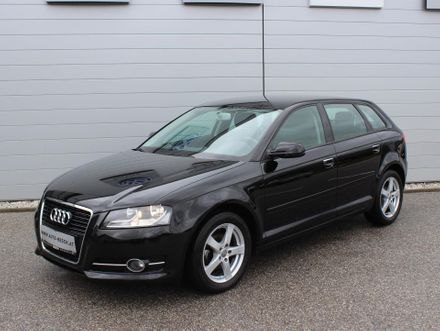 Audi A3 Sportb. 1.6 TDI Select