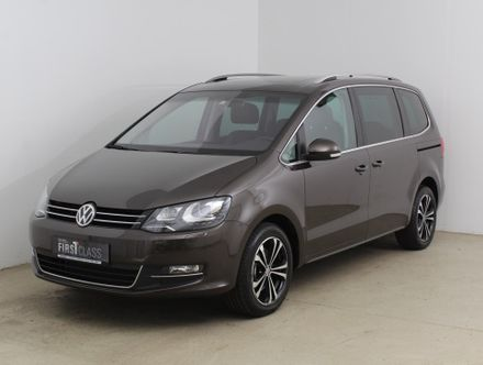 VW Sharan Highline TDI SCR