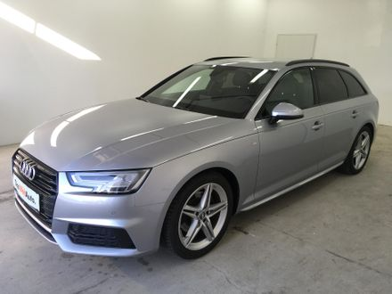 Audi A4 Avant 2.0 TDI quattro Sport