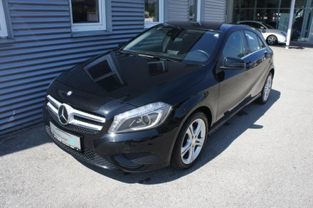 Mercedes A 200 CDI BlueEfficiency Aut.