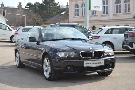 BMW 318Ci Cabrio Österreich-Paket