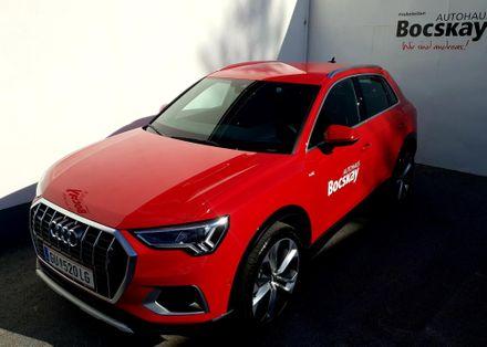 Audi Q3 40 TFSI quattro advanced exterieur