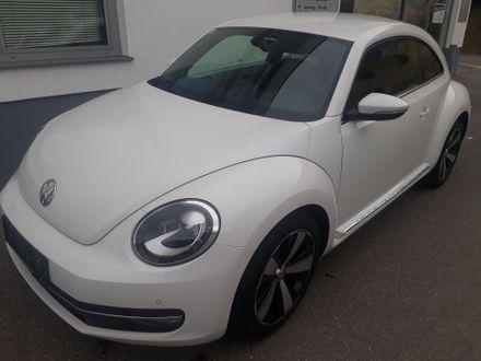 VW The Beetle Design TSI