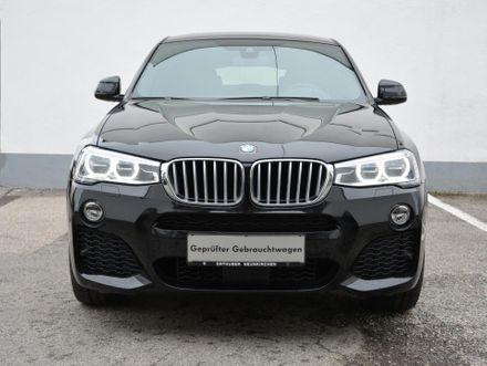 BMW X4 xDrive 30d Österreich-Paket Aut.
