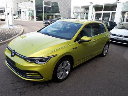VW Golf Style TSI DSG mHeV