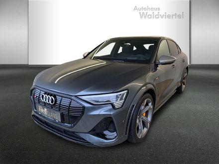 Audi e-tron S Sportback 370 kW