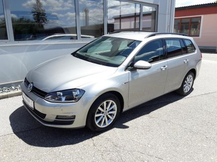 VW Golf Variant Lounge BMT TDI