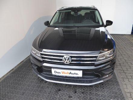 VW Tiguan Allspace Comfortline TSI