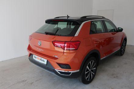 VW T-Roc Design TDI SCR 4MOTION DSG