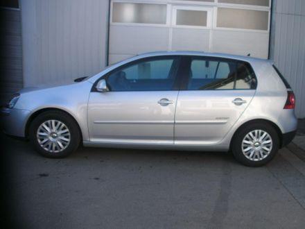 VW Golf Trendline BlueMotion TDI - D-PF