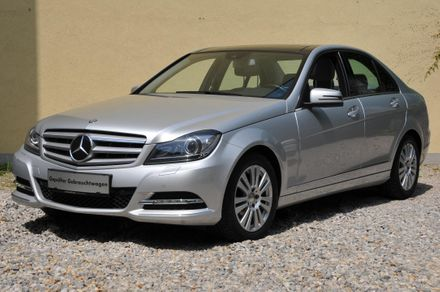 Mercedes C 200 CDI Elegance A-Edition plus BlueEfficiency Aut.