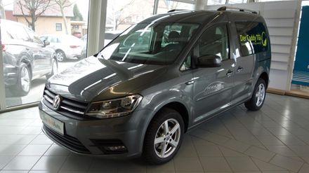 VW Caddy Austria Plus TGI