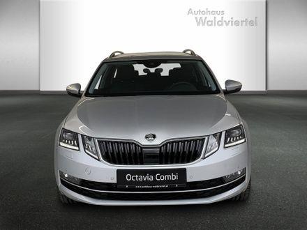 ŠKODA OCTAVIA Combi Style Ltd  G-TEC (CNG)