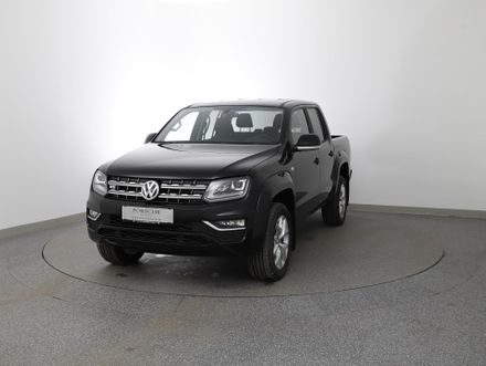 VW Amarok Highline V6 TDI 4x4 permanent