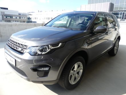 Land Rover Discovery Sport 2,0 TD4 4WD SE