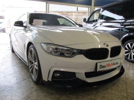 BMW 420d Coupe Österreich-Paket Aut.