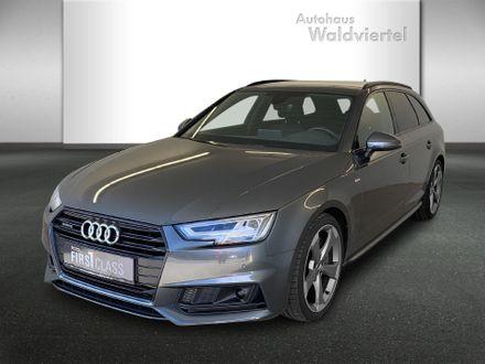 Audi A4 Avant 2.0 TFSI quattro Sport