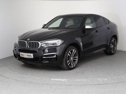 BMW X6 M50d Sport Activity Coupé Österreich-Paket Aut.