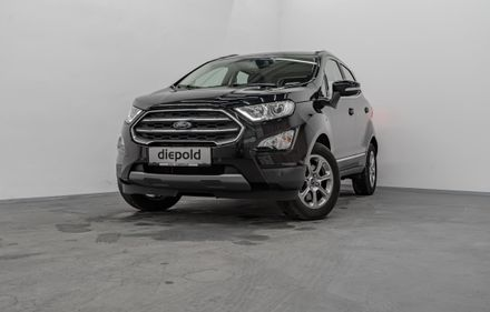 Ford EcoSport 1,0 EcoBoost Titanium