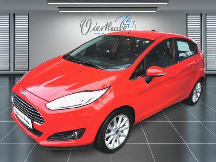 Ford Fiesta Titanium 1,5 TDCi