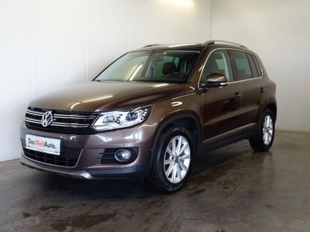 VW Tiguan Sky TDI BMT